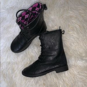 Other - Girls leather boots